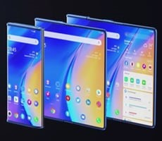 TCL Fold 'N Roll Concept Is The Latest Wild Take On Morphing Smartphone Displays