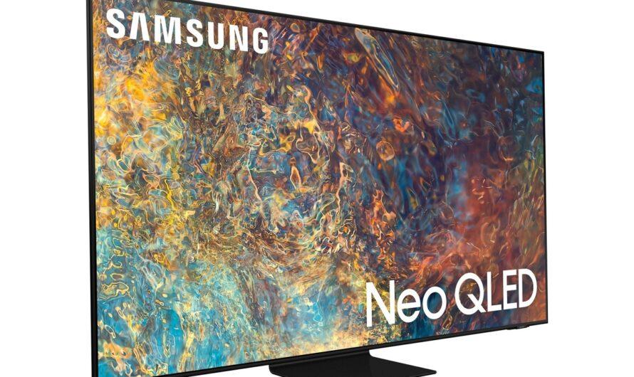 Samsung QN90A 55-inch 4K UHD TV review: Mini-LED meets quantum dots