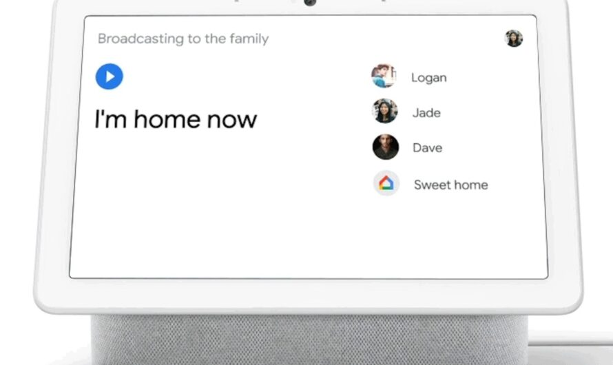 Google Assistant's Broadcast feature can now reach you from your phone