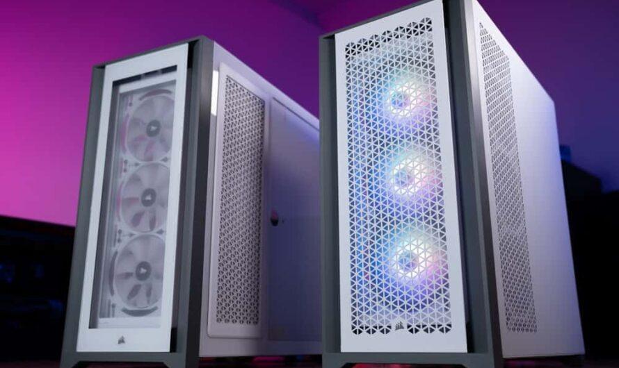 Corsair iCUE 5000X RGB & 5000D Airflow PC Case Review