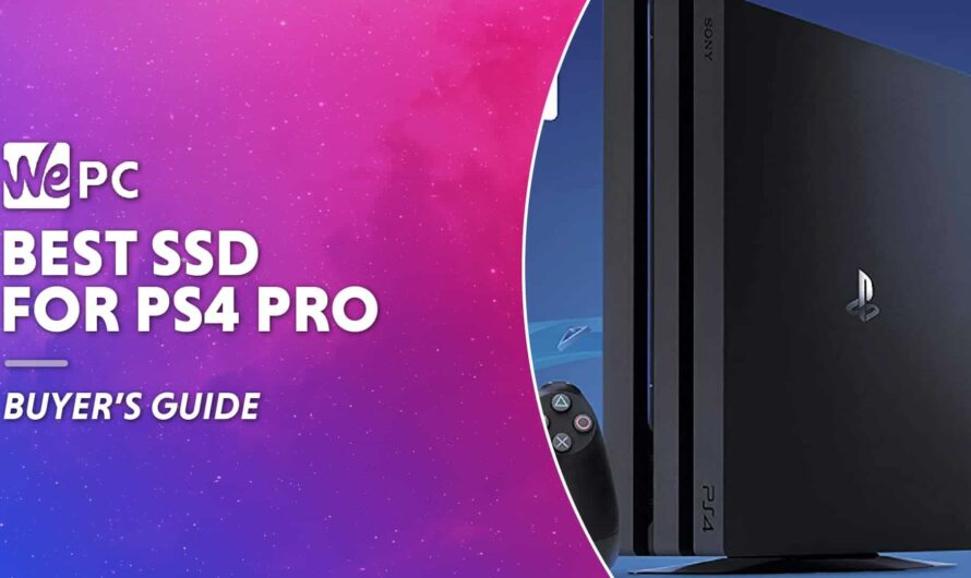 Best SSD For PS4 Pro