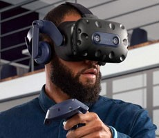 HTC Vive Pro 2 VR Headset Arrives In June With 5K Displays, 120Hz Refresh Rate