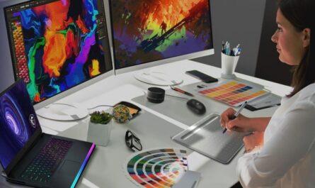 core-i9-11980hk-review:-intel's-flagship-cpu-slugs-it-out-with-ryzen-laptops