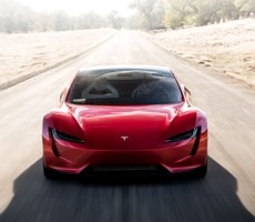 Elon Musk Confirms Tesla Roadster Breakneck Acceleration With Optional SpaceX Tech
