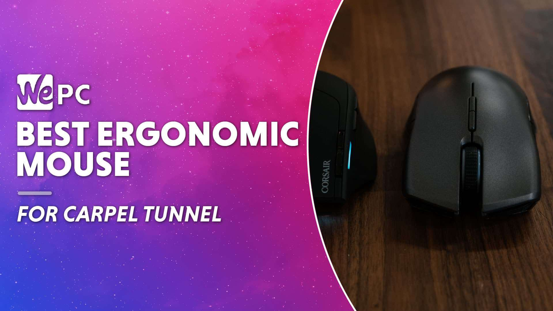 WEPC Best mouse for carpel tunnel Featured image 01