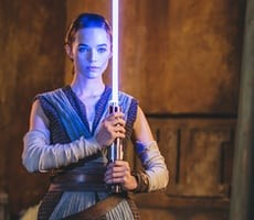 Watch Disney's Incredibly Realistic Star Wars Lightsaber Replica In Action