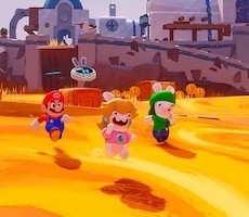 Let's GO! Nintendo Leaks Mario + Rabbids Sparks Of Hope On Its Website Before E3 Reveal