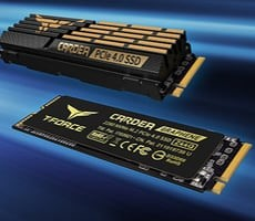 TeamGroup T-Force Cardea Z44Q PCIe 4 SSDs Hit 4TB, Crank Blazing Fast Speeds
