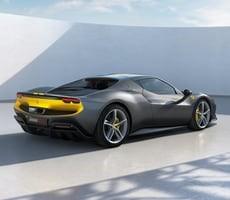 Ferrari 296 GTB Is An 819 HP Hot-Vee Plugin Hybrid Italian Hell Raiser