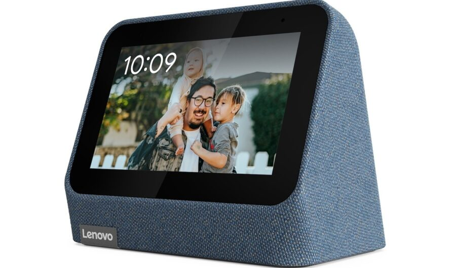 Lenovo unveils its Smart Clock 2 with a wireless charging dock