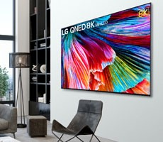 LG Launches Drool-Worthy 86-Inch 8K Quantum Dot NanoCell TV With Mini LEDs