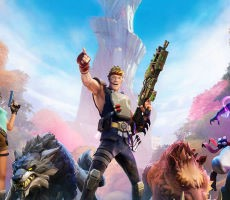 PC Master Race Fortnite Gamers Get Ready For A Major Visual Upgrade With V17.00