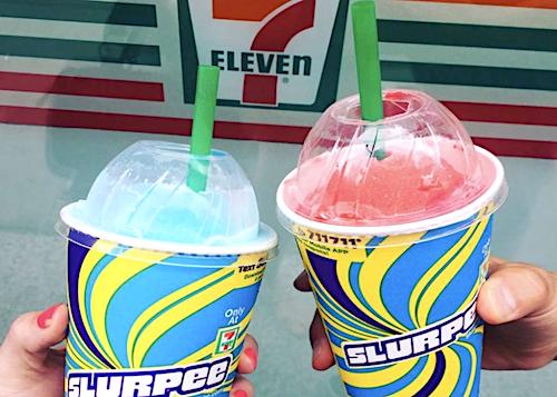 7-Eleven: FREE Slurpee Any Day in July