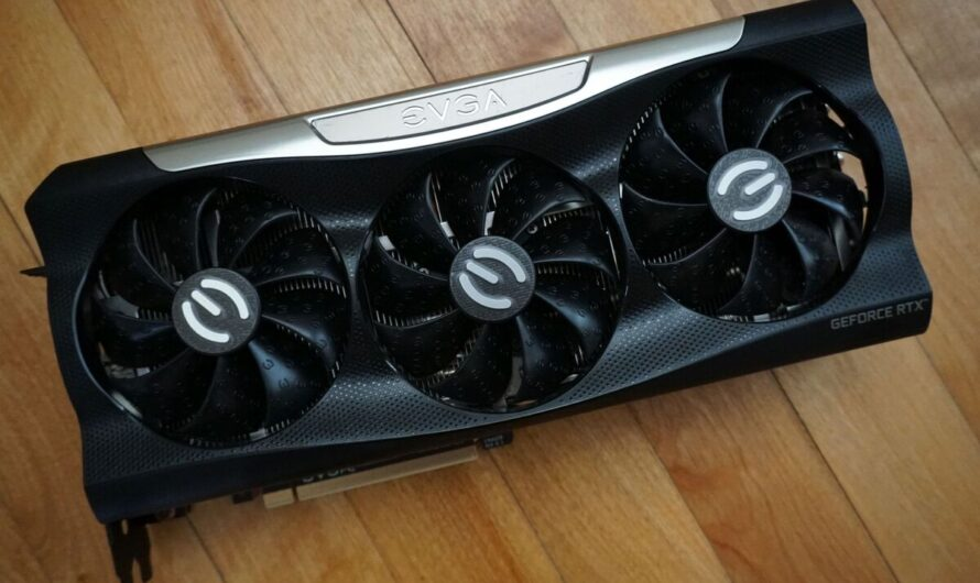 EVGA GeForce RTX 3080 Ti FTW3 Ultra review: Pure souped-up power