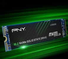 PNY Launches High-Endurance LX SSD Series Certified For Chia Crypto Mining