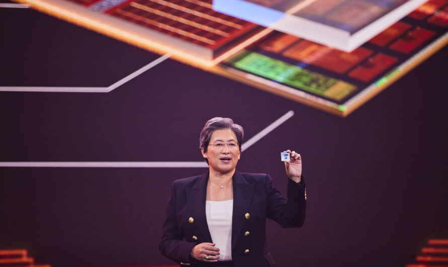 AMD's chip supply will remain tight through 2021
