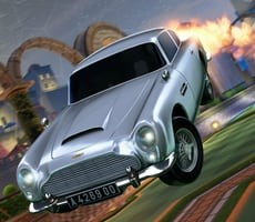 James Bond's Classic Aston Martin DB5 Drifts Into Rocket League This Week