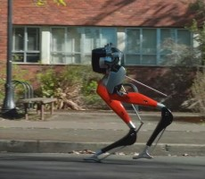 Oregon State's Bipedal Robot Runs A 5K As We Watch In Skynet-Induced Terror