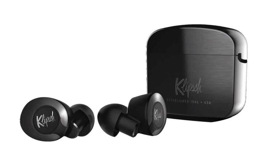 Klipsch's first true wireless ANC earphones are finally available