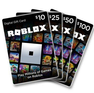 50% Off Roblox Gift Cards – August 2021