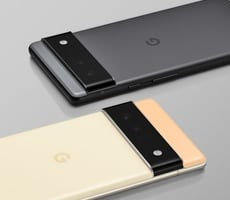 Google Unveils Pixel 6 And Pixel 6 Pro With Custom Tensor SoC, Up To 6.7-Inch 120Hz Display
