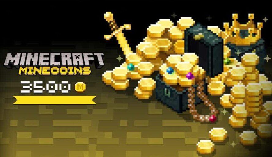 Minecraft: 40% Off Minecoins Packs