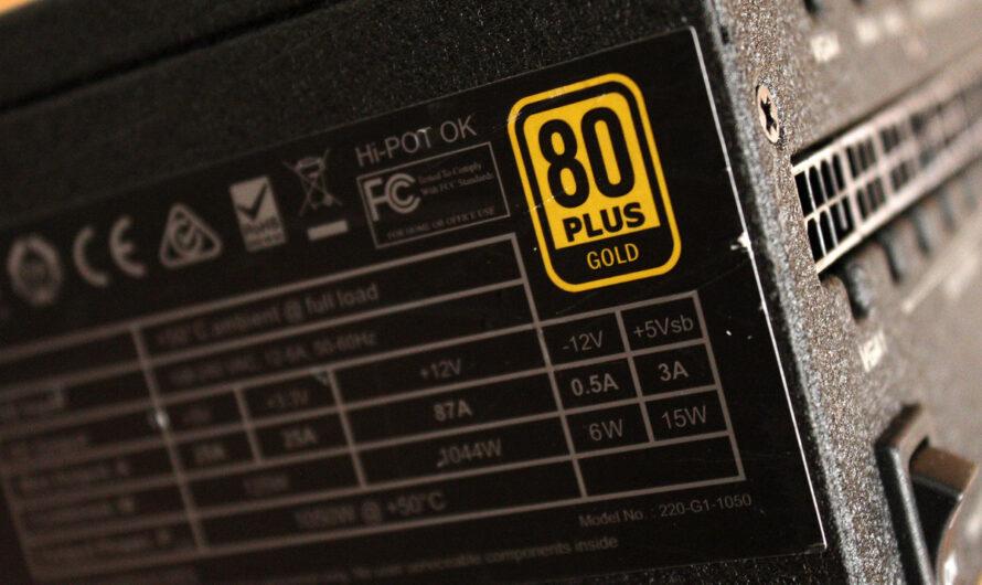 Power supply ratings explained: 80 Plus Platinum vs. Gold vs. Bronze vs. White