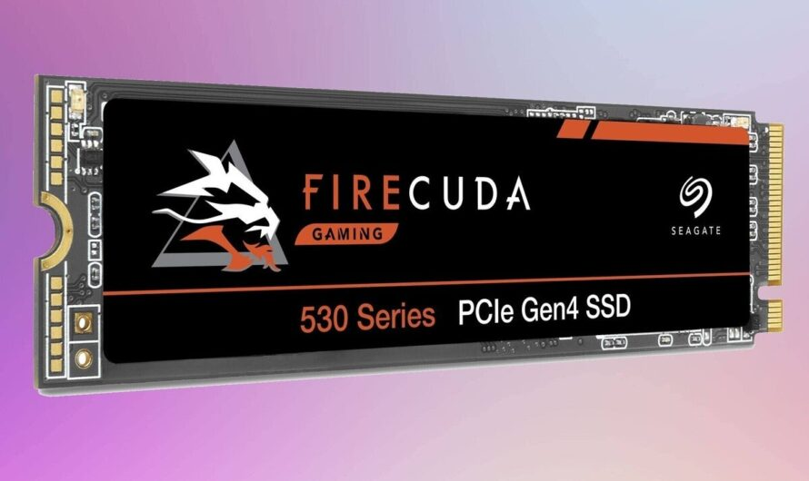 Seagate Firecuda 530 review: It's very, very fast