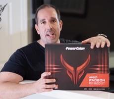 Hands-On Sneak Peek Of PowerColor's Red Devil Radeon RX 6600 XT