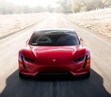 Tesla's Roadster Might Hit 60 MPH In 1.1 Seconds, But Elon Musk Delays EV Until 2023