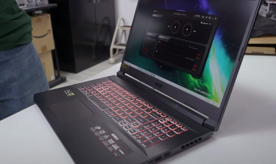 Acer Nitro 5 hands-on: This RTX 3080 laptop might be a screaming value