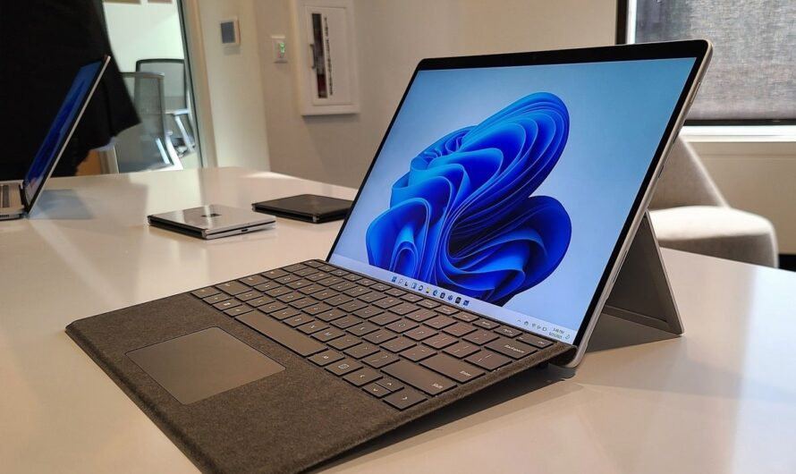 Microsoft's redesigned Surface Pro 8 sets the new bar for Windows tablets