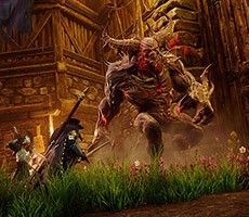 Amazon's New World MMO Is An Early Smash Hit As Over 600K Players Clog Game Servers