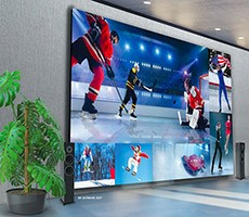 LG's Ginormous Direct View LED Extreme 8K TV Stretches Up To 325 Inches