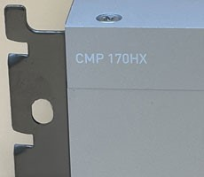 NVIDIA CMP 170HX Is Ready To Mine Mountains Of Ethereum With An Insane Hash Rate